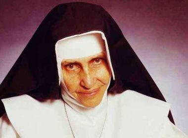Agora é oficial: Governo define 13 de outubro como Dia da Santa Irmã Dulce dos Pobres