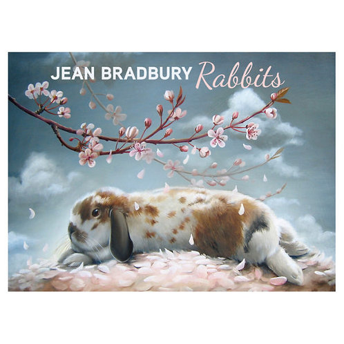 Jean Bradbury: Rabbits Boxed Notecard Assortment