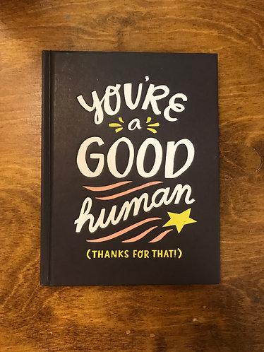 Book: You're A Good Human