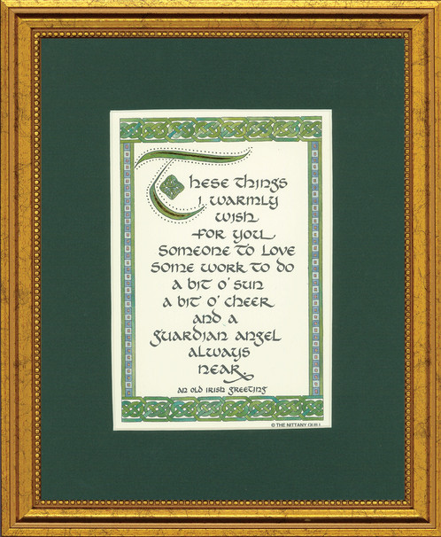 Irish greeting irish blessings sayings and expressions such as this one can be used for a wide variety of occasions including st patricks day birthdays anniversaries m4hsunfo