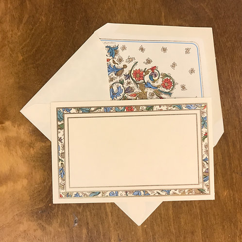 Medicia Flat Cards & Envelopes