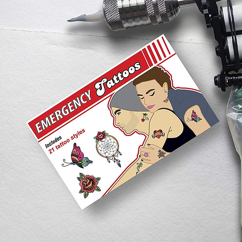 Emergency Tattoos