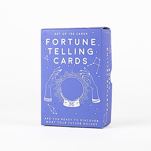Fortune Telling Cards, set of 100