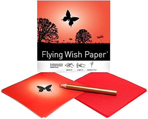 Flying Wish Paper
