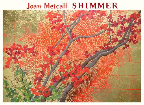 Joan Metcalf: Shimmer Boxed Notecards