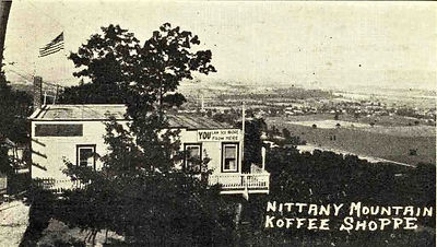 Historic Nittany Mountain Koffee Shoppe