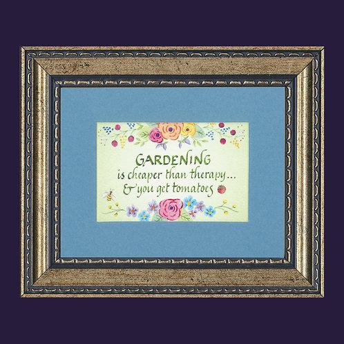 Gardening Is Cheaper