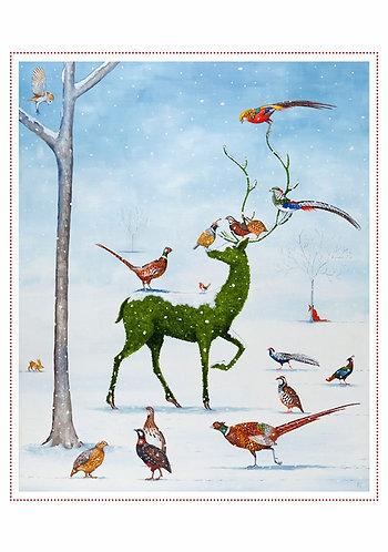 Rebecca Campbell: Winter Wonderland Holiday Cards