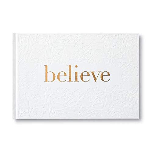 Book: Believe