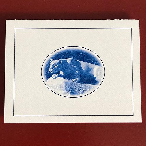 Nittany Lion Shrine Notecards