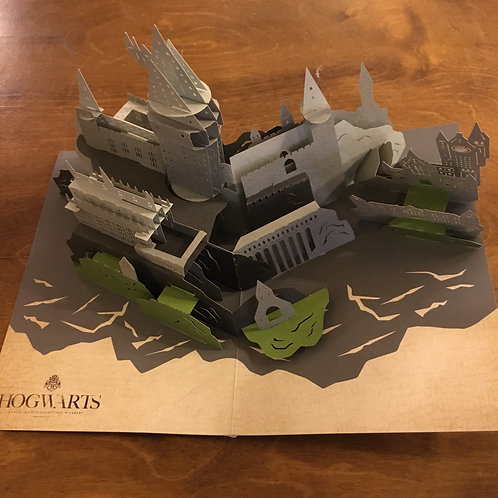 Harry Potter 3D Cards
