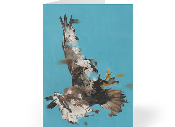Buzzard Cards (8pcs)