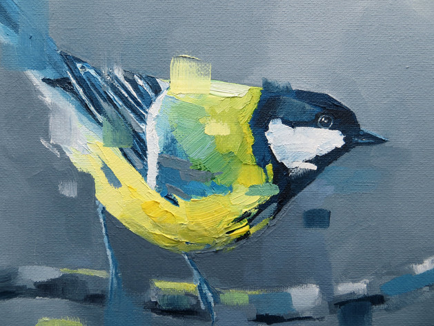 great-tit-bird-wildlife-painting-art-det