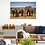"Thumbnail: ""Just the three of Us"" Elephant Print"