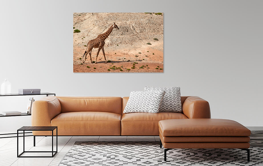 """Majestic"" - Giraffe Print"