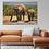 "Thumbnail: ""Forever Together"" - Elephant Print"