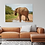 "Thumbnail: ""By the Water"" - Elephant Print"