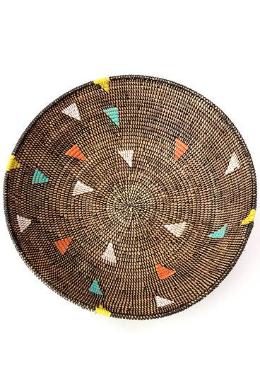 "20""Senegal Confetti Basket"