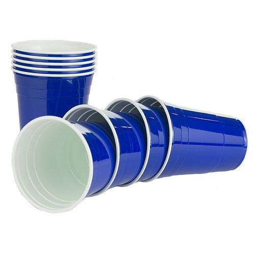 SOLO Blue Cups, 100-300 Stk.