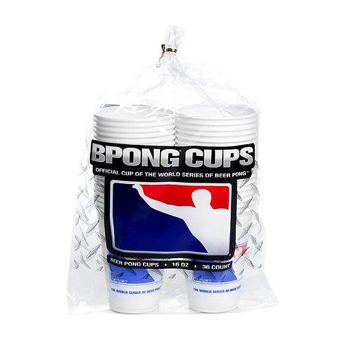 WSOBP Cups - 36 Stk.