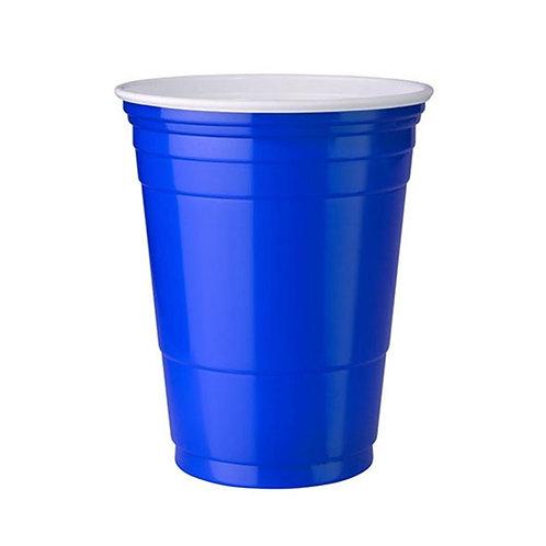 SOLO Blue Cups, 50 Stk.