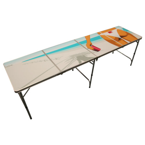 Beach Beerpong Table