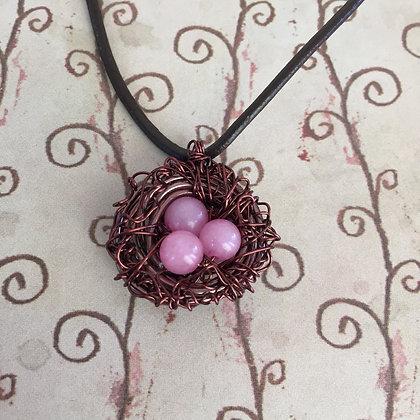 Cherry Quartz Nest