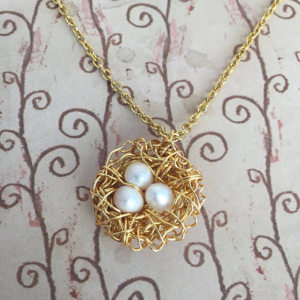 Pearl Gold Nest