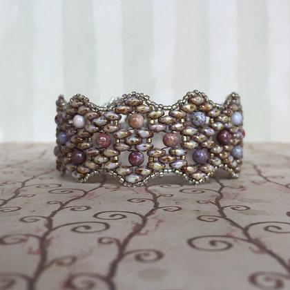 Rose Lattice Bracelet