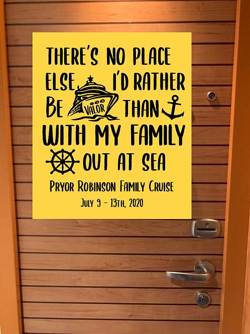Door Banner