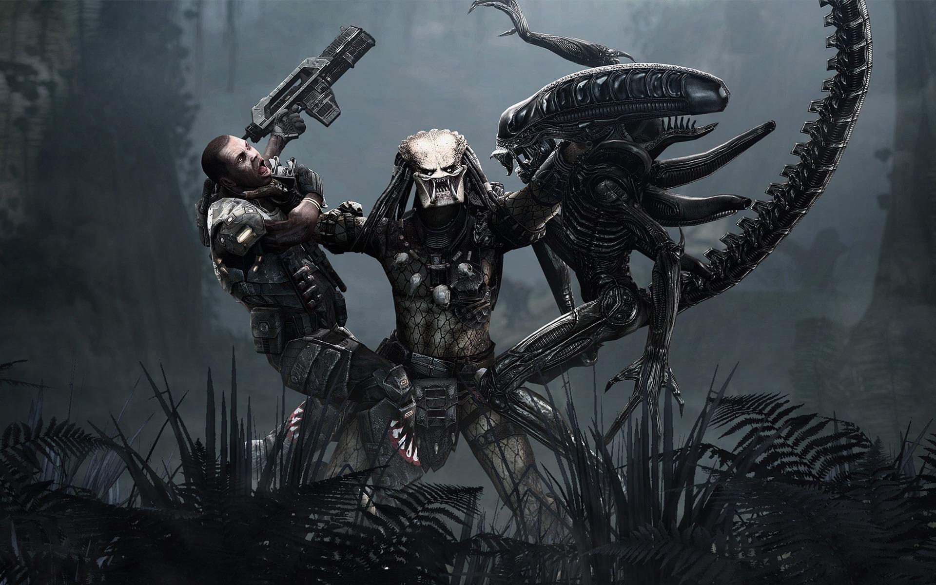 Aliens vs