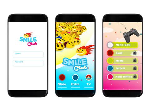 Smile club | App