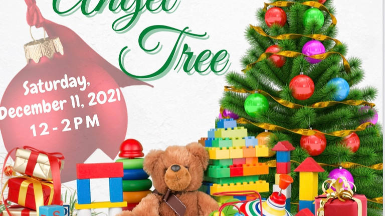 Angel Tree Drive up/Toy Distribution