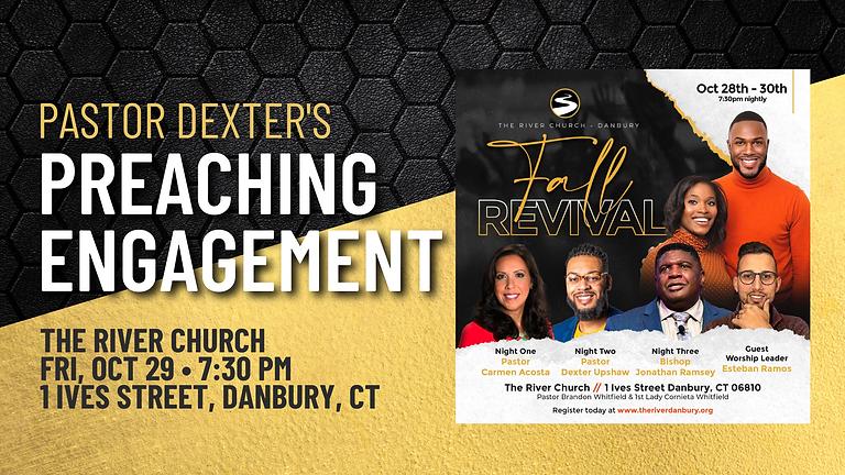 Preaching Engagement