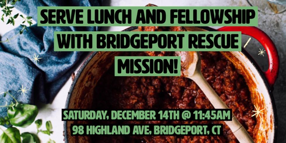 Mission: Community Food & Fellowship