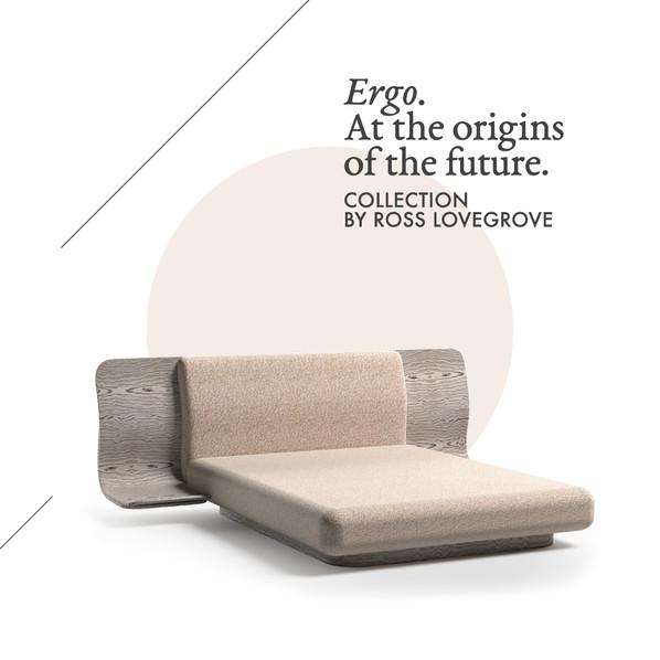 Ergo by Ross Lovegrove x Natuzzi