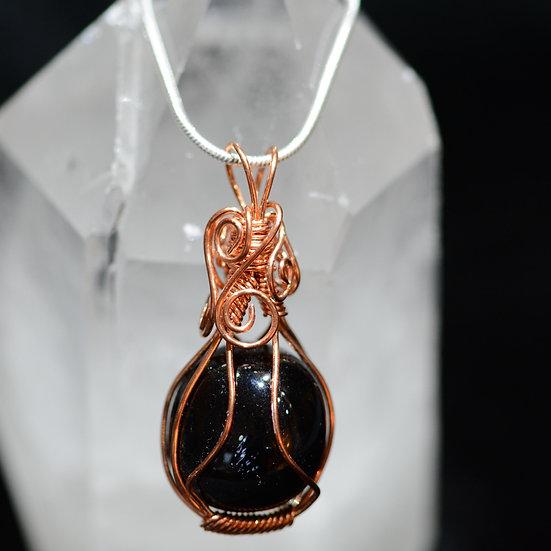 Onyx Beauty - Necklace