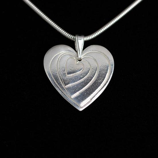 Hearts Spiral