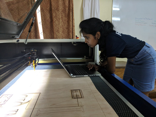 Pacific Islands Humanitarian Makerspace Begins Production of Locally Made Items