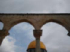 jerusalem - dome of the rocks