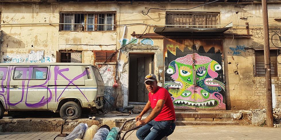 Street Art in Florentin - Smartphone Photography Workshop in Tel Aviv 0131