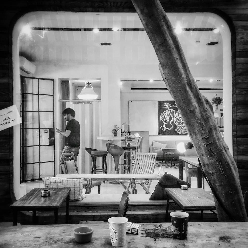 Cafe at Florentin
