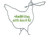#AmWriting with Jess and KJ