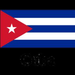 Cuba-Flag-And-Name