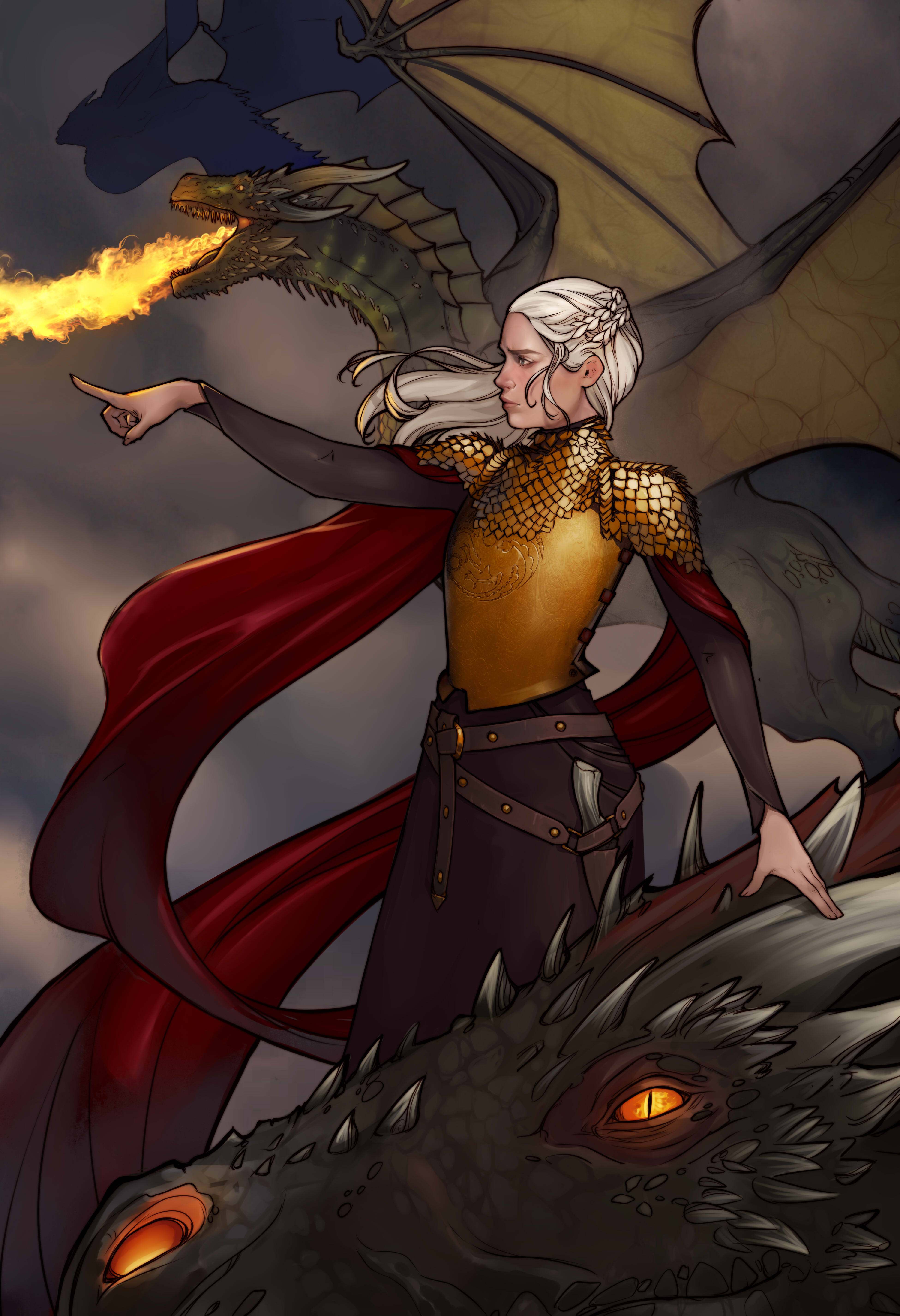 Danaery Targaryen