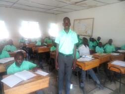 Gattong at Lodwar High School