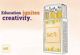 Education Ignites Creativity