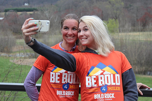 BE BOLD 4 MILER - 2 Colors