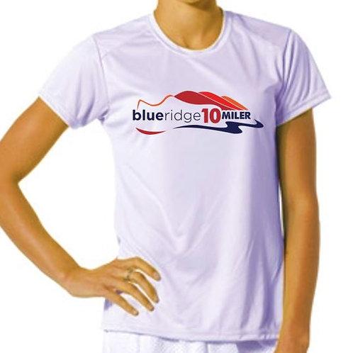 BLUE RIDGE 10 MILER - White