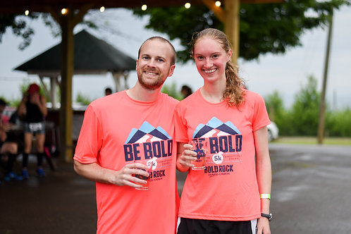 BE BOLD ORCHARD 5K - 2 Colors